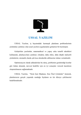 USSTAN _5_ - ussal yazılım