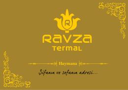 Haymana - Ravza Termal Otel