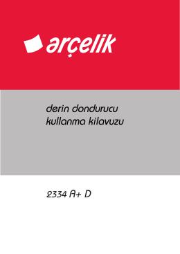 5 - Arçelik