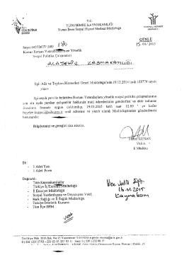 Yazı ve eki formlar için tıklayınız - Alaşehir İlçe Milli Eğitim Müdürlüğü