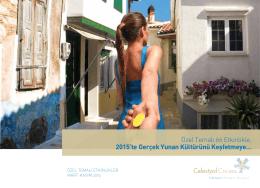Celestyal Tematik - Celestyal Cruises Yunan Adaları Gemi Turları
