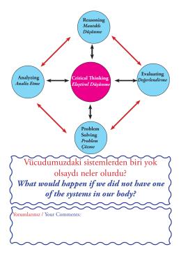 Eleştirel Düşünme / Critical Thinking Questions