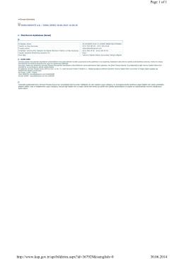 Page 1 of 1 30.06.2014 http://www.kap.gov.tr/api/bildirim.aspx?id