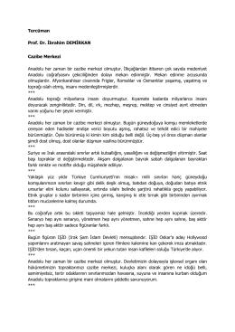 3 - Prof.Dr.İbrahim Demirkan