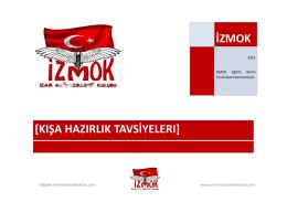 Kış Sunum - izmir motosiklet kulübü
