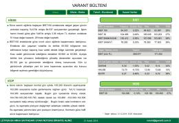 tık - Garanti Yatırım