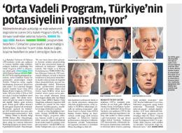 10.10.2014 - Ankara Sanayi Odası