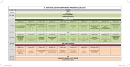 4. Yeni Nesil Eğitim Konferansı programı
