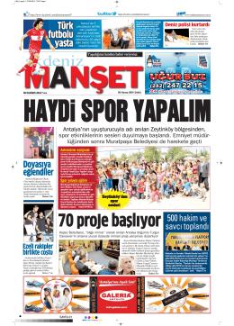 Türk futbolu yasta Türk futbolu yasta Türk futbolu