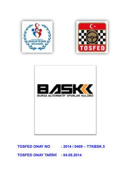 Tosfed Trial Kupası 4. Ayak Veziroff