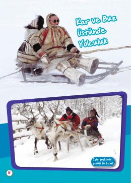 Kar ve Buz Üstünde Yolculuk