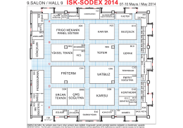 ISK-SODEX 2014 - 9.SALON.cdr - ısk