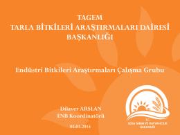 2014 SUNU ENB_Dilaver Arslan