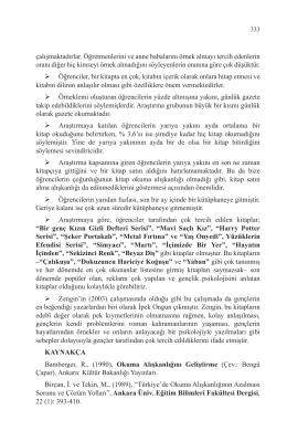 COŞKUN, Eyyup-KARAKOÇ, Mehmet- ZORBAZ, Kemal Zeki