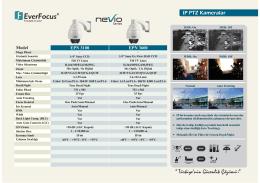 IP PTZ Kameralar - Han Elektronik