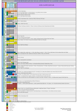 güvenlik bilimleri fakültesi 2013-2014 eğitim