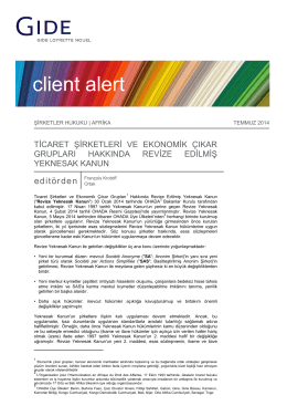 Download Gide Client Alert   Afrika