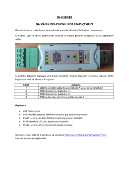 GI-USB485