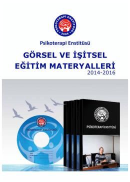 türkçe - Psikoterapi Enstitüsü