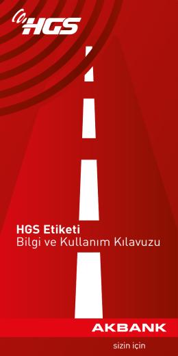 HGS Etiketi
