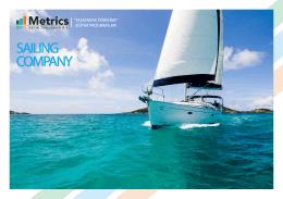Detaylı bilgiler içeren Sailing Company sunum dosyamızı indirmek