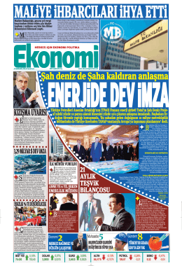 2 - Ekonomi Gazetesi