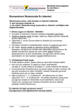 Kurzbrief-Formular IFAA