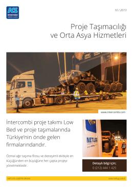 ICL - Orta Asya Proje Taşımacılığı