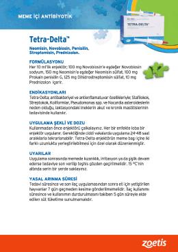 Tetra-Delta™