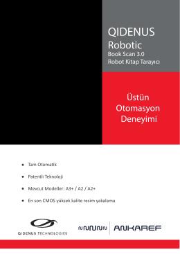 Robotic _ Qidenus-TR