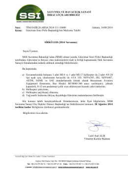 Turkçe Antetli Kağıt