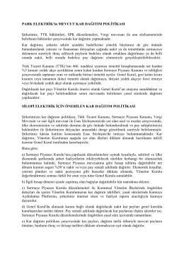 KAR DAGITIM POLITIKASI REV 12 11 2014