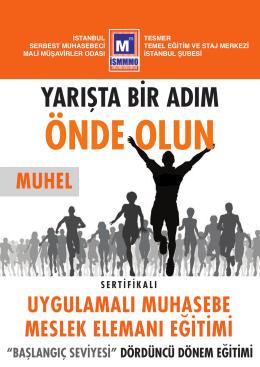 15 Eylül - İstanbul Serbest Muhasebeci Mali Müşavirler Odası