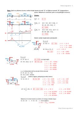 (M,N,Q) Uygulama 2