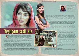 Türkçesi varken - Yeşilçam sesli kız