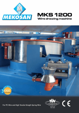 Catalog - Mekosan