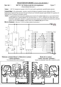 temrin 7 - elektronikbolumu.com