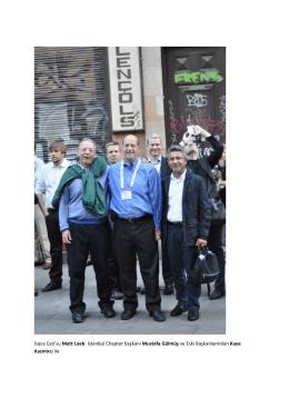 buradan - ISACA-Istanbul Chapter