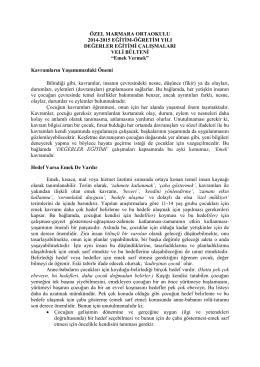 İndir - Marmara Eğitim Kurumları
