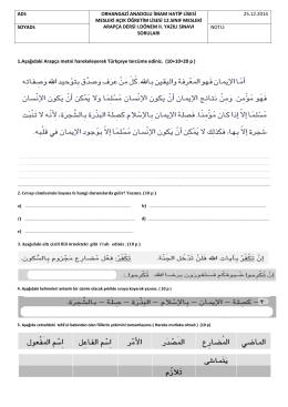 orhangazi anadolu imam hatip lisesi mesleki açık öğretim
