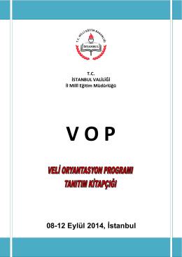 08-12 Eylül 2014, İstanbul