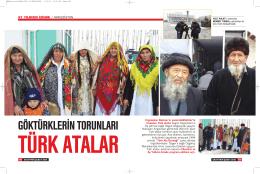 Ay Yıldızın İzinde - Kırgızistan devamı