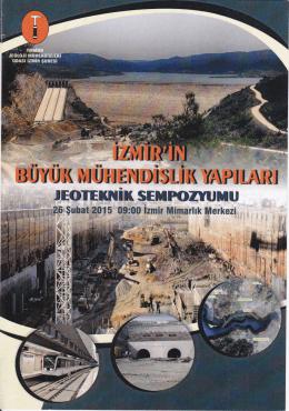 İzmir`in Büyük Mühendislik Yapıları 26.02.2015