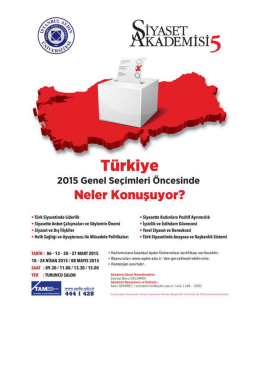 Untitled - İstanbul Aydın Üniversitesi