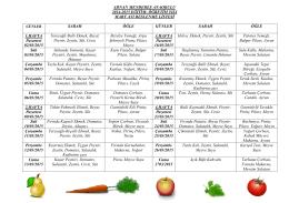 ADNAN MENDERES ANAOKULU 2014-2015 EĞİTİM