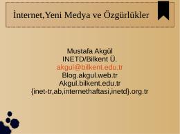 yenimedya-sunum - Mustafa Akgül