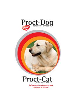 Proct catalog