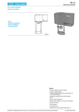 FR 1.2 - ARI Armaturen