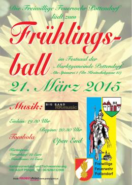 ball 21. März 2015