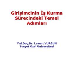 indir - Turgut Özal Üniversitesi